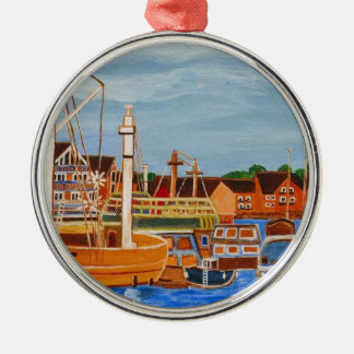 Exeter Devon England Christmas Ornament