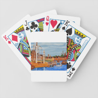Exeter Devon England Poker Deck