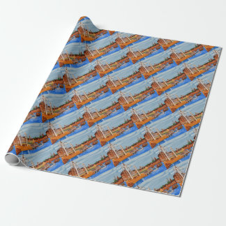 Exeter Devon England Wrapping Paper
