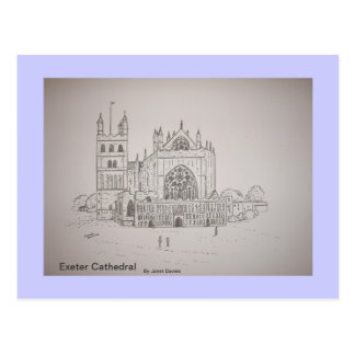 Exeter Postcard
