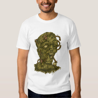 Exfoliation Zombie style Shirts