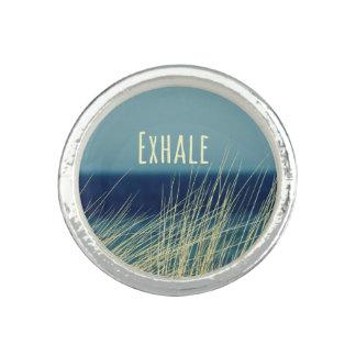 Exhale Calming Ocean Scene