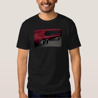 Exhaust-black t t shirt