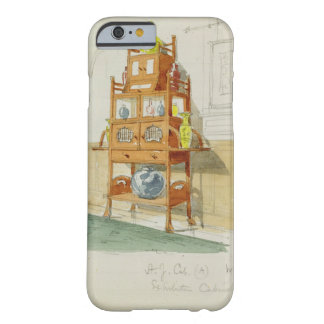 Exhibition Cabinet, c.1860s-70s (w/c & pencil on p Barely There iPhone 6 Case