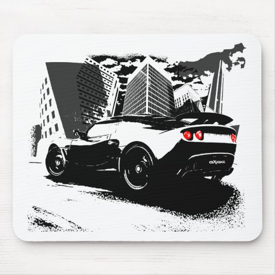 exige rollin mouse pad