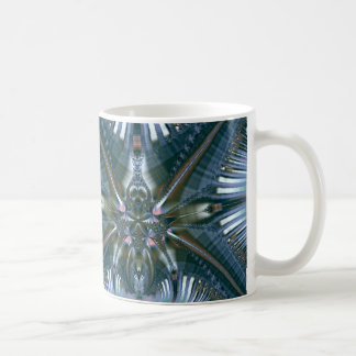 exiled timekeeper basic white mug