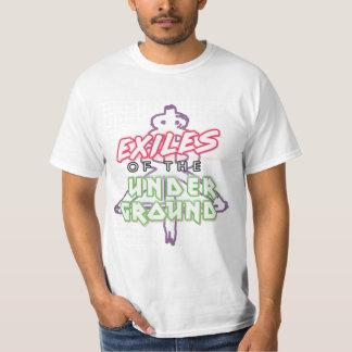 Exiles of the Underground Logo Shirt