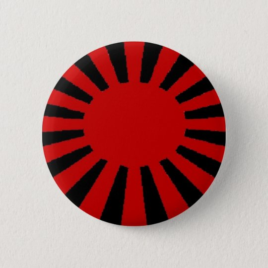 existential flag 6 cm round badge