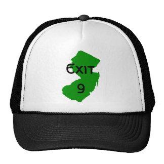 Exit 9 Trucker Hats