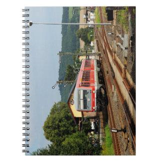 Exit from Glauburg Stockheim Notebook
