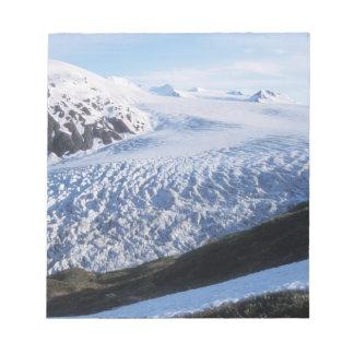 Exit Glacier in Kenai Fjords National Park, Notepads