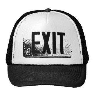 Exit Mesh Hats