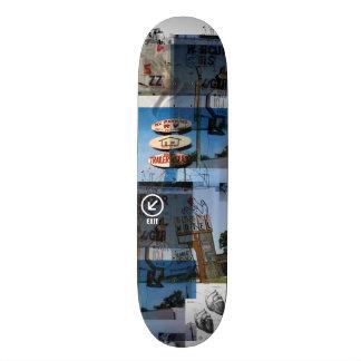 EXIT Lovesick Skateboard