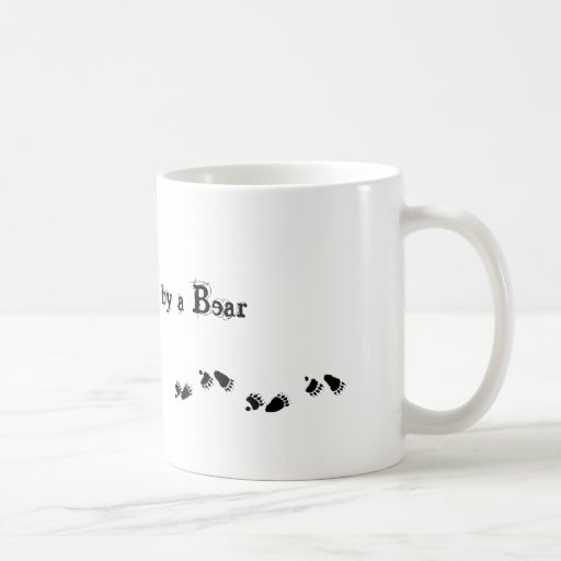 Exit, Pursued by a Bear Mugs