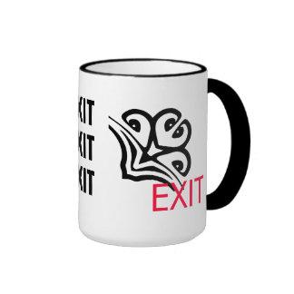 Exit Ringer Mug