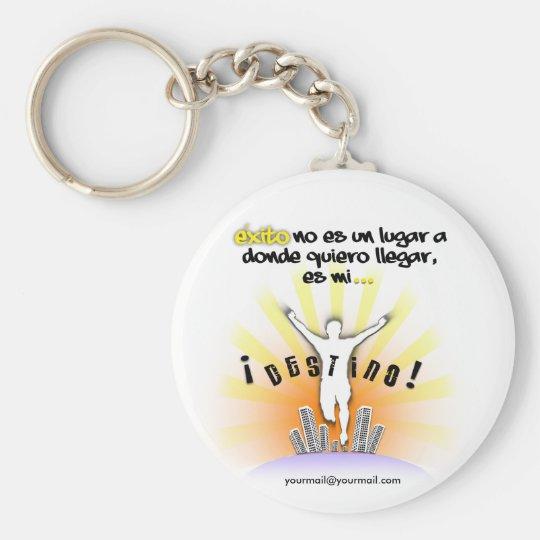 Exito Key Ring