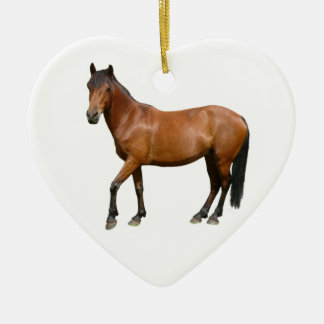 Exmoor Horse Ornament