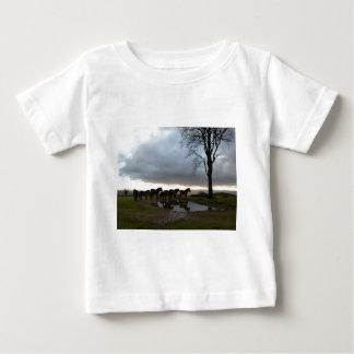 Exmoor Ponies Baby T-Shirt