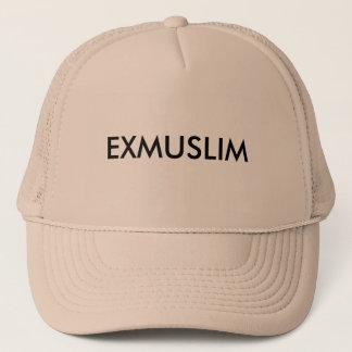 EXMUSLIM TRUCKER HAT