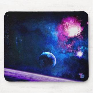 Exo Planet Print Mousepad