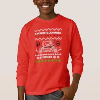 Exocet 2015 Tacky Holiday Kids Long Sleeve T-Shirt