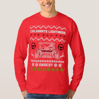 Exocet 2015 Tacky Holiday Long Sleeve T-Shirt