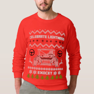 Exocet 2015 Tacky Holiday Sweatshirt