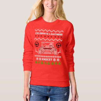 Exocet 2015 Tacky Holiday Women's Sweatshirt