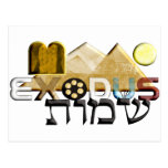 Exodus Postcard