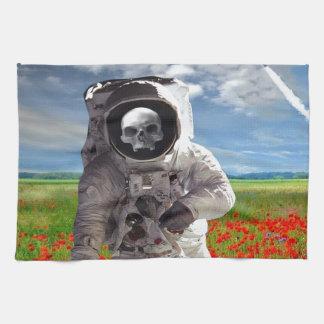 Exodus Tea Towel