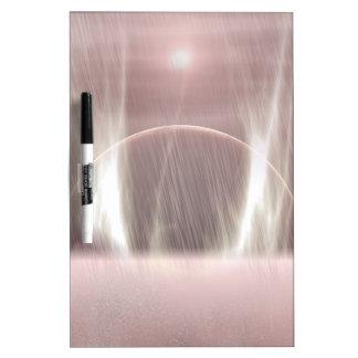 Exoplanet-864 Dry Erase Whiteboard