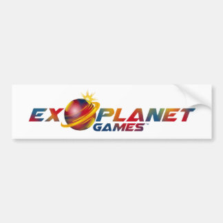 EXOPLANET STICKER