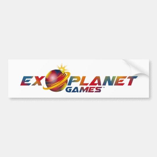 EXOPLANET STICKER