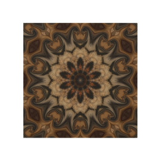 Exotic Africa. Wood Wall Decor