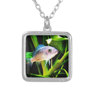 Exotic African Cichlid Fish Necklace