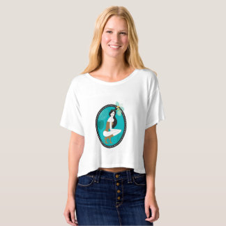 Exotic and female T-Shirt