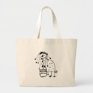 Exotic Animal Monster Canvas Bag