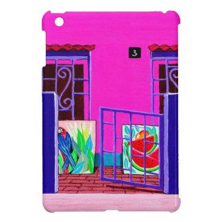 Exotic Artist House Glimpse iPad Mini Case