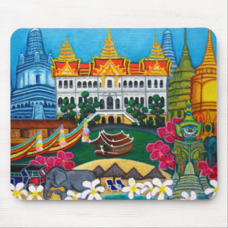 Exotic Bangkok-Full Image Mouse Pad