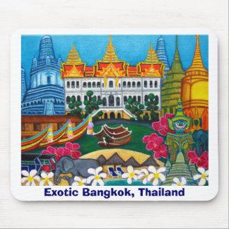 Exotic Bangkok, Thailand Mouse Pad