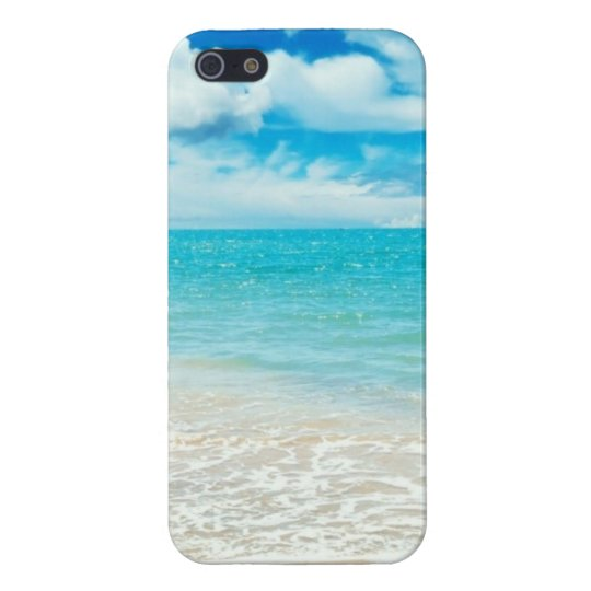 Exotic Beach iPhone Case iPhone 5 Cover