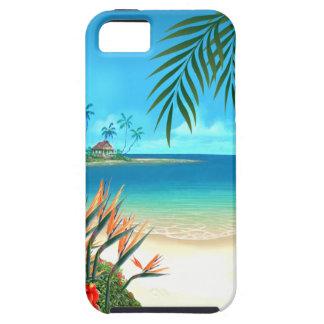 Exotic Beach Tropical designer iPhone 5 Cover