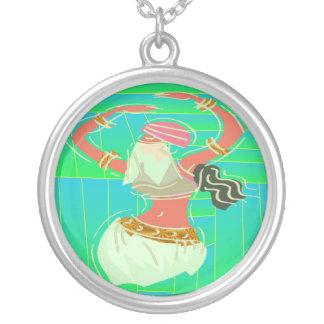 Exotic Belly Dancer Custom Jewelry