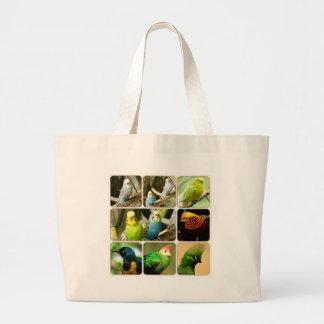 Exotic Bird Budgie Bag