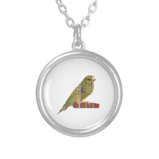 Exotic BIRD Pet ZOO Graphic Art: LOWPRICE gifts Custom Necklace