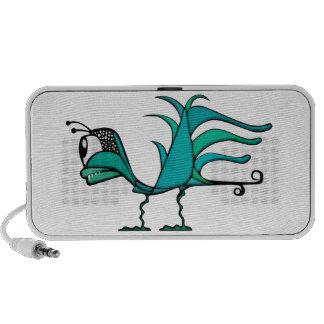Exotic Bird Speaker System