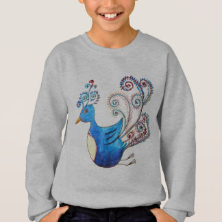 Exotic Bird Sweatshirt
