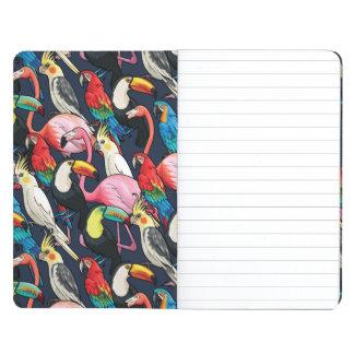Exotic birds journal