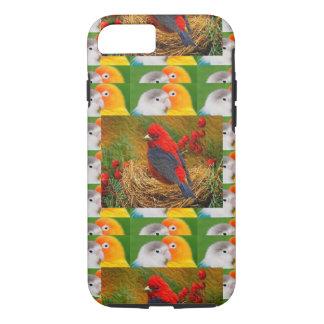 Exotic Birds Kids Mom Sister Zoo Fancy Pets iPhone 7 Case