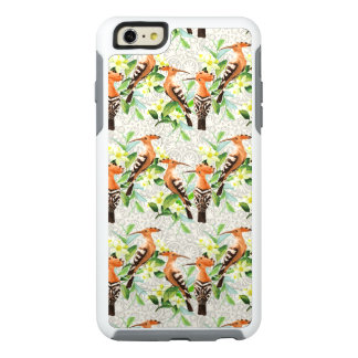Exotic Birds On Lace OtterBox iPhone 6/6s Plus Case